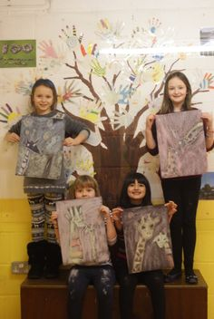 fantastic Giraffe art by The Tricksy Pixie Art Club. Art classes for kids in Stockport
