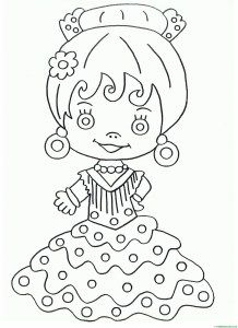 Resultado de imagen de decoracion de andalucia para ninos