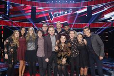 Top 12 moving on! #VoiceTop12 #VoiceResults