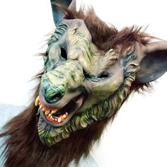 Halloween Mask Harry Potter Werewolves