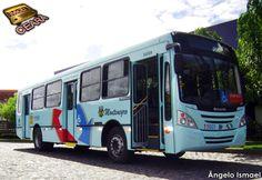 SÉRGIO JOSÉ- ÔNIBUS ALAGOAS: Os Primeiros ônibus com Elevador da Montenegro.