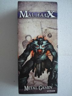 GMorts Chaotica Unboxing Malifaux