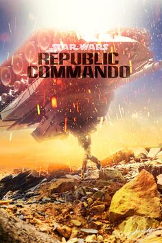 Clone Commando by ZahirBatin on DeviantArt Republic Commando, Toys Photography, War, Deviantart, Movie Posters, Movies, Films, Film Poster, Cinema