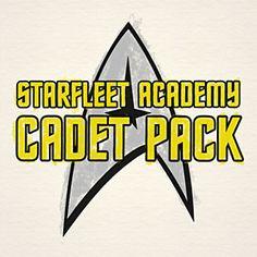 ThinkGeek :: Star Fleet Academy Cadet Pack