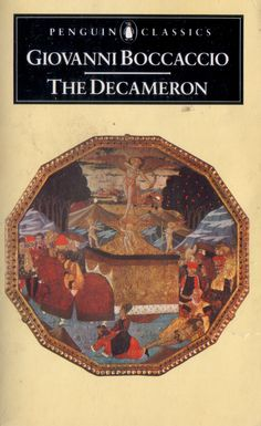 ARTS- Language in Italy was shaped by the writers of the 1300s, including Dante, Petrarch, and Giovanni Boccaccio. Dante was a master at poetry, and The Divine Comedy was one of his books. Boccaccio's book, Decameron, which is in the photo, is one of the most popular collections of short stories ever written! Pertrach wrote love poetry, which served as a model for future writes for centuries.