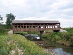 Morrison, IL covered bridge
