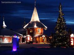 La Casa de La Navidad en Rovaniemi