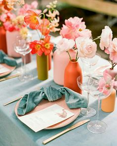 Wedding Trends Bright Garden Wedding Ideas for a Summer Bride Brunch Wedding, Summer Wedding, Wedding Day, Table Wedding, Wedding Shoes, Wedding Flowers, Wedding Blue, Wedding Weekend, Wedding Receptions