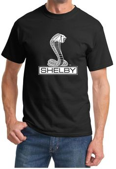 Ford Mustang Shirt Shelby Cobra Tee T-shirt - Ford Mustang Shirt Shelby Cobra