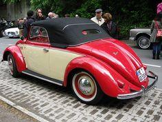 VW Hebmuller....the Holy Grail of all VWs...