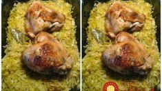 Stupavské kuriatko: Stačí ho skúsiť raz a hneď pochopíte, prečo všetci milujú pochúťky zo Záhoria! Baked Potato, Grains, Rice, Potatoes, Chicken, Meat, Baking, Ethnic Recipes, Food