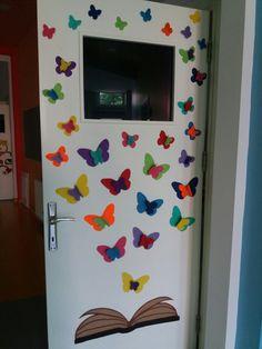 Sevimli kelebekler sınıfı.