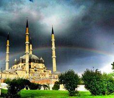 Selimiye Camii / Edirne / Türkiye