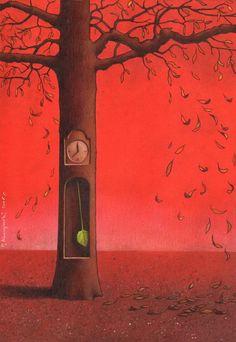 Pawel Kuczynski caricaturiste