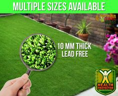 Best Quality Synthetic Grass 10mm Tanami Fake Lawn Garden $7.99 per sqm