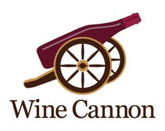 Wine Cannon |  BrandCrowd