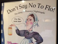 From the Florence Nightingale Museum in London