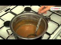 Süt reçeli tarifi - YouTube