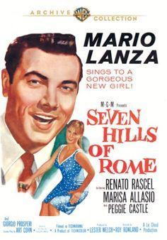 Семь холмов Рима (Прощай Рим) / Seven Hills of Rome (1957) онлайн