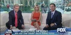 Fox Wonders If Muslim Faith Would Keep Military Veteran From Saluting The Flag | Blog | Media Matters for America