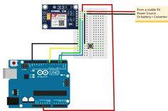 Arduino SIM800L GSM Module Circuit Circuits, Text Messages, Arduino, Text Messaging, Texting, Texts