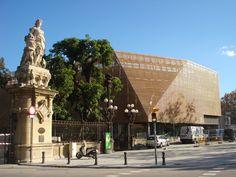 Edificio Polideportivo,© José Hevia