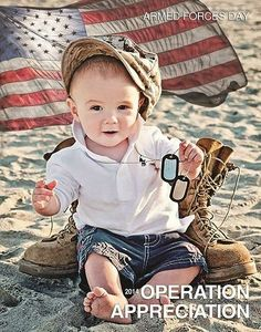 Operation Appreciation will be May 17, 2014. Free food for active duty military at the #Oceanside Pier!