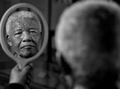Nelson Mandela is in the running to be declared the greatest person of the century in a British poll. Nelson Mandela Death, Transformers, The Escapists, Great Leaders, Vulnerability, Life Lessons, The Dreamers, South Africa, Leadership