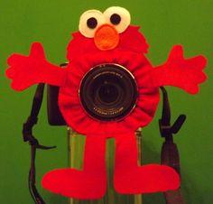 Elmo camera buddy.