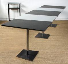 DM PROTOTYPES : Table La Marie extensible conçue par Didier MARFAING. Une sélection de la rédaction de source-a-id.com.