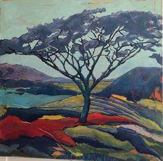Ete En Provence Art, Painting, Canvas