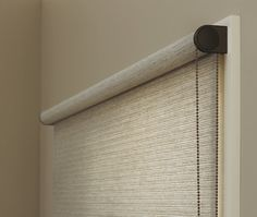 The 3 Biggest Mistakes People Make With Roller Shades - Drapery Street Curtains With Blinds, Valance, Wood Valence, Solar Shades, Wood Windows, Roller Blinds, Drapery, Window Treatments, Interior Inspiration
