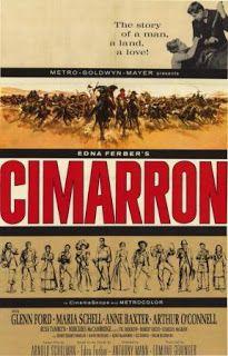 Lev Stepanovich: MANN, Anthony. Cimarrón (1960)