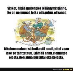 Siskot... - HAUSK.in Lol, Fun