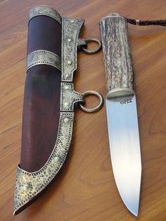 Small Viking knife
