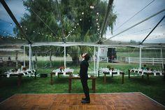 Carpa transparente: sí o sí - Blog de bodas de Una Boda Original