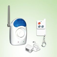 GSI Quality Add-On Wireless External Outdoor Alarm Siren Unit With Ultra Bright LED Flashing Light Unit - Remote Control With Panic Button - Anti Intruder Defense System by GSI. Save 63 Off!. $29.99. Great New Add-On To Many Alarm Systems From GSI, Was Designed To Protect Your Home By Triggering A High Piercing Alarm And Visual Light When Movement Is Detected. The System Features IR Technology, And Will Alert You Outside The Home, When An Unwelcome Guest Comes Around. Easy To Mo...