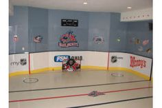 One day we will have this in our house. Playrooms, Home Theater, My Dream Home, Hockey, Basement, Diy And Crafts, Sons, David, Lovers