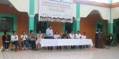 Inicia primera jornada nacional de incorporación y acreditación el IEEA en la Cañada