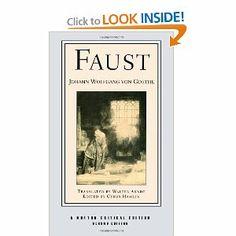 Amazon.com: Faust: A Tragedy (Norton Critical Editions) (9780393972825): Johann Wolfgang von Goethe, Cyrus Hamlin, Walter W. Arndt: Books