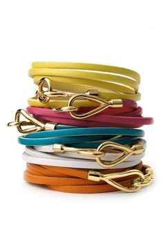 #leather #bracelet #accessories iwant