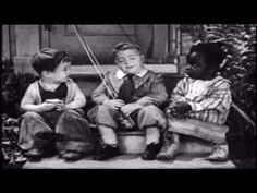 The Little Rascals: The Little Rascals made it seem natural for black and white children to play together. That's a legacy for which everyone involved in the show should be proud.