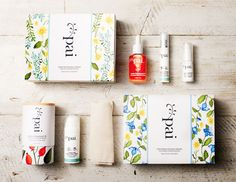 PACKAGING PAI SKINCARE - aitch