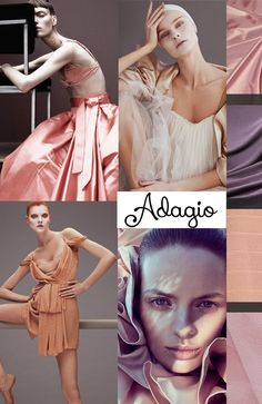 Adagio: dominant futuristic fashion theme forecast and influence 2015 - 2016 Trend Council. #DORLYDESIGNS #fashion #style #preview #predictions. DORLY DESIGNS: Trend Forecast 2015/2016: The New Lows Of High Fashion?