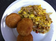 Our National Dish. Jamaican Dishes, National Dish, Mexican, Meals, Ethnic Recipes, Food, Meal, Essen, Hoods