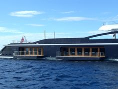 M.Y. LUNA -  Exterior Design by NEWCRUISE Yacht Projects & Design