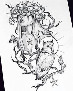 Mist Original pencil art concept sketch original acrylic art cm) – Etsy Mist Original Bleistift Kunst Konzept Skizze original Acryl Kunst x 30 cm) – Etsy – # # Dark Art Drawings, Tattoo Design Drawings, Art Drawings Sketches, Tattoo Sketches, Pencil Drawings, Tattoo Designs, Tattoo Ideas, Unique Drawings, Art Du Croquis