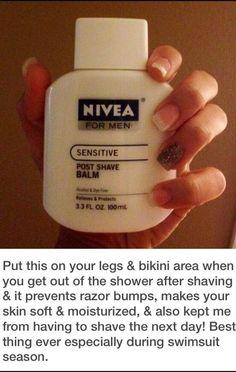 Shave tip