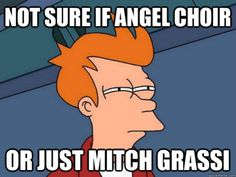 Mitch <3 but no, it's all of them. Even Mitch couldn't do that all alone