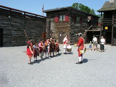 Fort William Henry at Lake George
